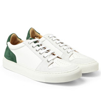 porter white sneakers