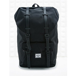 rubber urban backpack