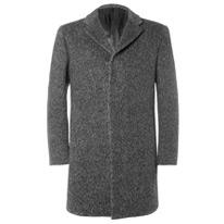 angora calvin overcoat
