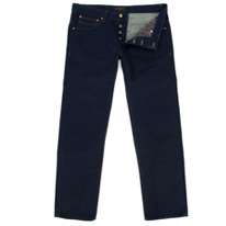 blue rinse jeans