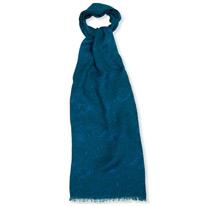 blue tonal scarfs