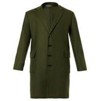 cashmere single coat