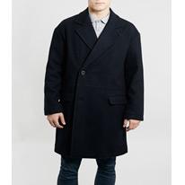 drop shoulder coats
