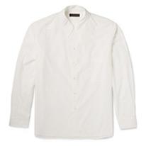 lemaire popline shirt