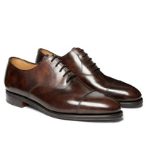 lobb leather shoes