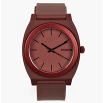 nixon time watch