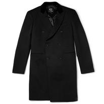 porter overcoat wool