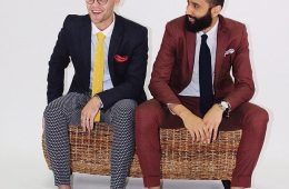 sockless suits