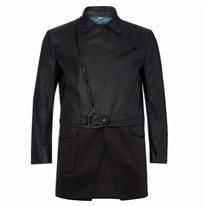 asymmetric coats