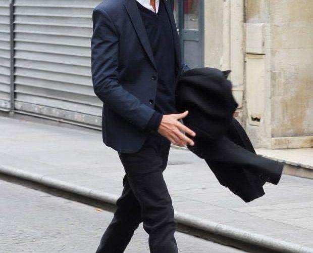 black attire