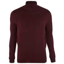 burgundy jumpers