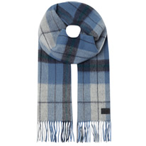 checked hugo scarfs