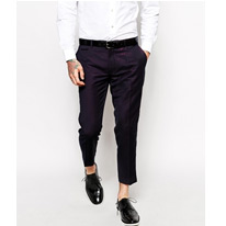 cropped asos trouser