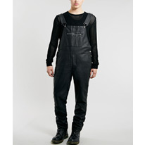 dungaree leather