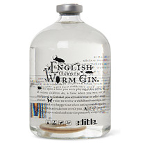 edible work gin
