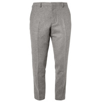 flannel ami trousers