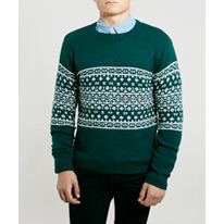 green topman neck