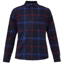 hunter flannel shirt