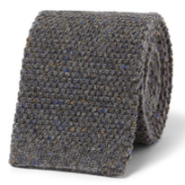 knitted spencer ties