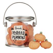petrified pumpkins