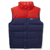 bivy quilted gilet