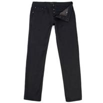 black jean chinos
