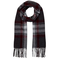 brushed dark scarfs
