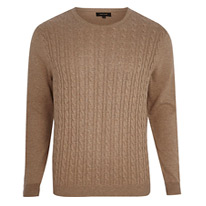 cable brown jumpers