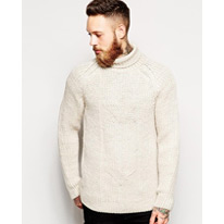 cable rollneck