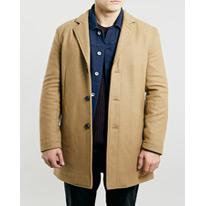 camel classic overcoat