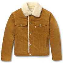 faux aviator jacket