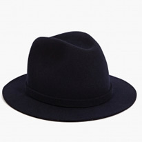 fishing trilby hat