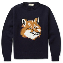 fox wool sweaters