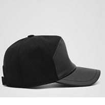 baseball leather caps