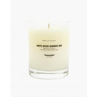 baxter wood candle