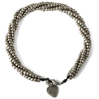 beadad bracelet