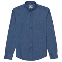 denim reiss shirts