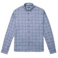 grid print shirts
