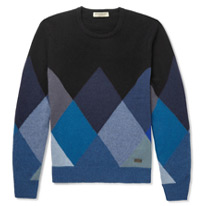 london crewneck sweater