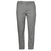 marc black trousers