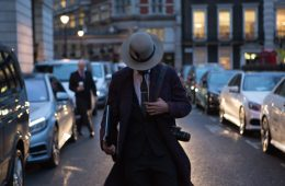 london collections men aw15 street style