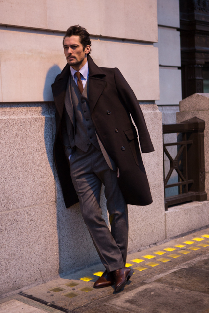 gandy brown shoes