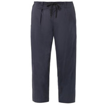 black marni trousers