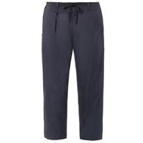 black marni trousers