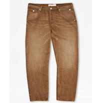 brown gibson jeans