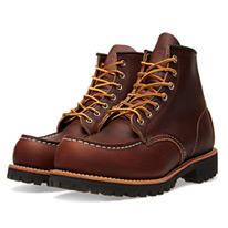 moc lug boots
