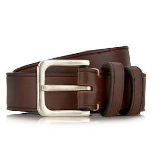 brown look belts