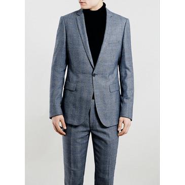 blue prince suit