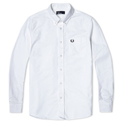fred oxford shirt