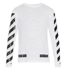 off white sleeved